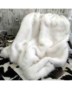 Faux Fur Throws, Deluxe Polar Faux Fur Throw , faux-fur-throws