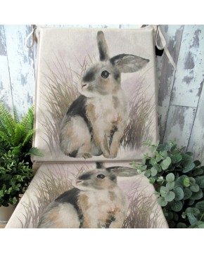Rabbit reversible tapered seat pads