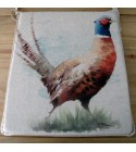 Pheasant reversible tapered seat pads