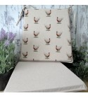 Small Pheasants reversible tapered seat pads