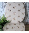 Small Cows reversible classic D seat pads