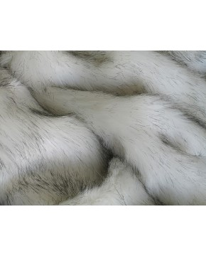Arctic Fox Fur Throw