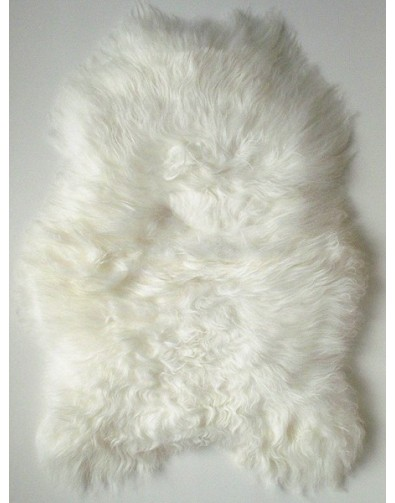 Sheepskin Rugs, Natural Ivory Icelandic Sheepskin Rug 0112 , faux-fur-throws